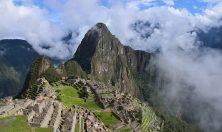 Peru, Macchupicchu view