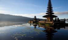 Indonesia,Ulu danau temple