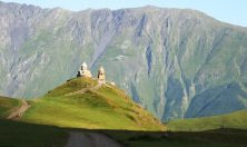Georgia, Kazbegi area