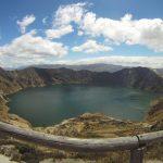 laguna quilotoa ecuador