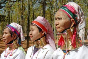 Birmania, Hill tribe