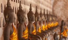 Laos Vientiane Wat Sisaket