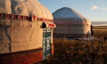 Mongolia, Yurta nella steppa