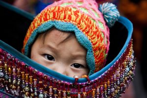 Vietnam sapa kalak people