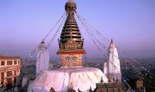 Nepal Kathmandu Swayambounath