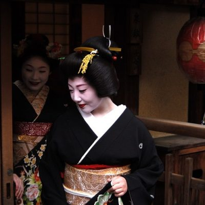 Kyoto Gion-maiko