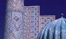 Uzbekistan blu