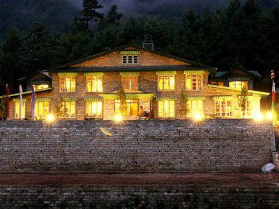 Nepal YMH Monjo