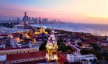 Colombia Cartagena Skyline