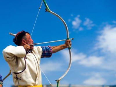Mongolia Archery