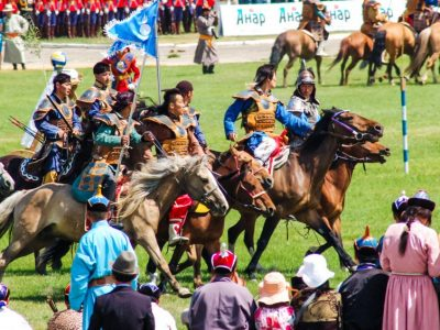 monglia Horse riding Nadaam